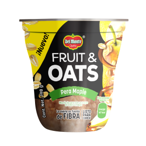Fruit & Oats Pera Maple 198 g