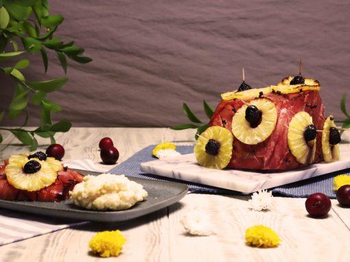 Jamón Agridulce Del Monte Frutas®