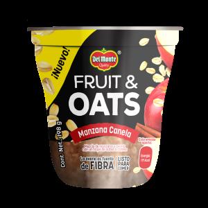 Fruit & Oats Manzana Canela 198 g
